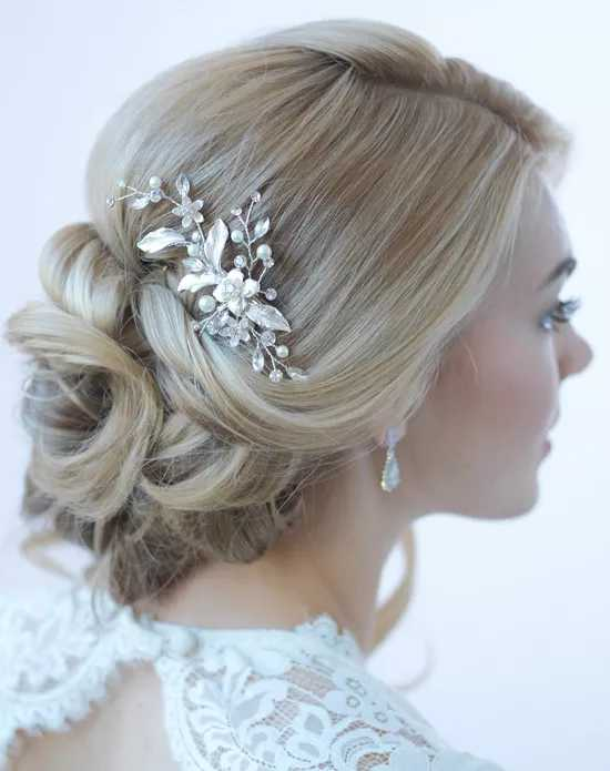 wedding hair pins combs clips