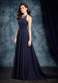 Alfred Angelo Sapphire Bridesmaid Collection 8108L ...