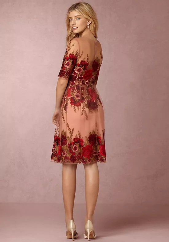 BHLDN Mother of the Bride Ivy Mother Of The Bride Dress  The Knot