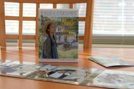 Anne DVD