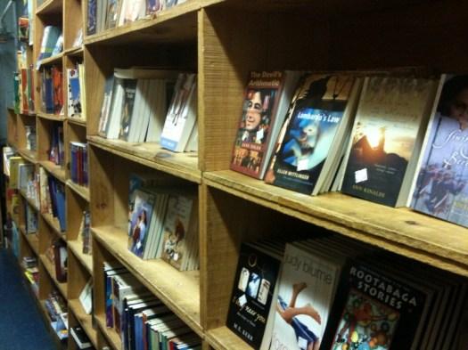 The New England Mobile Book Fair