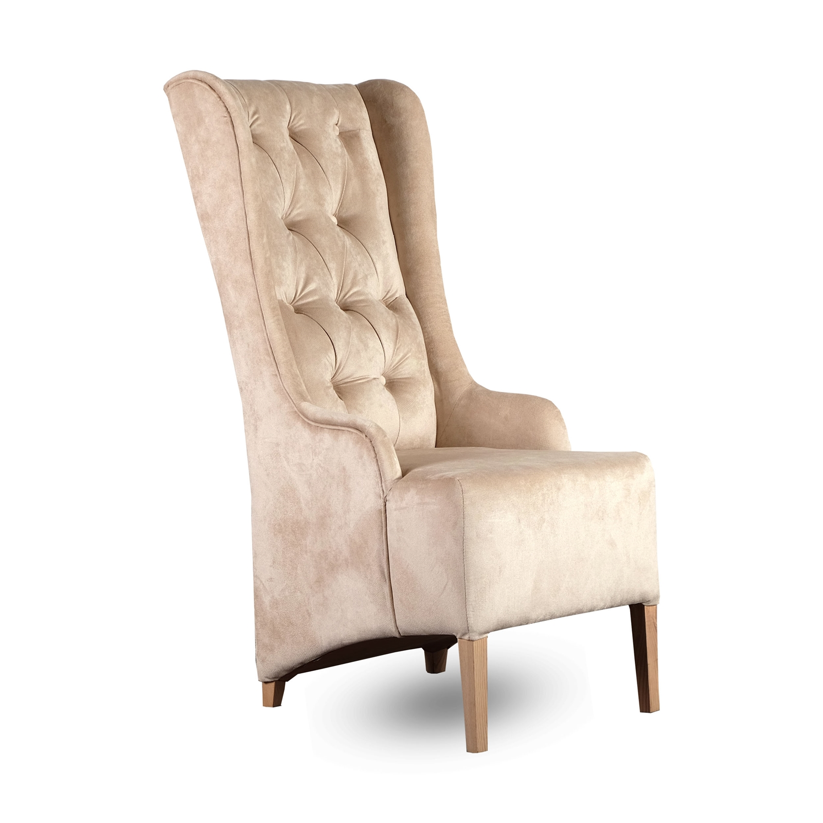 chair cover king york on ak racing padded design quotnew quot velvet beige