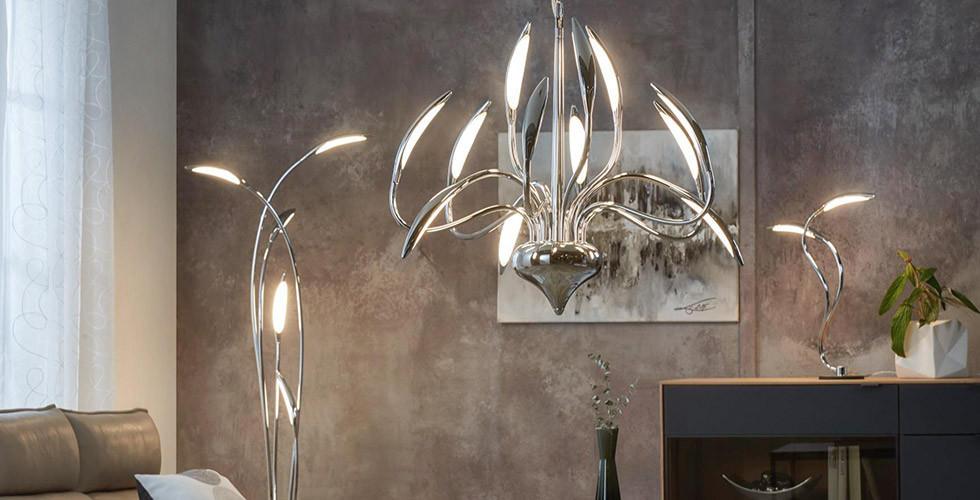 Wohnzimmerbeleuchtung  Perfekte Lichtplanung im Wohnzimmer XXXLutz
