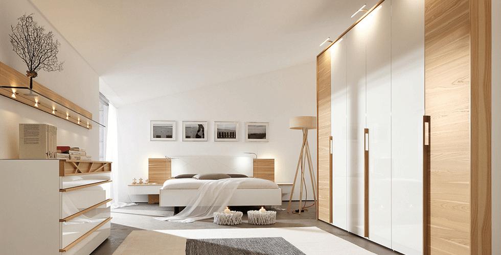 Schlafzimmerbeleuchtung  Perfekte Lichtplanung im
