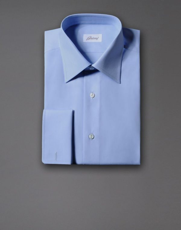 Brioni Men' Shirt Official Online Store
