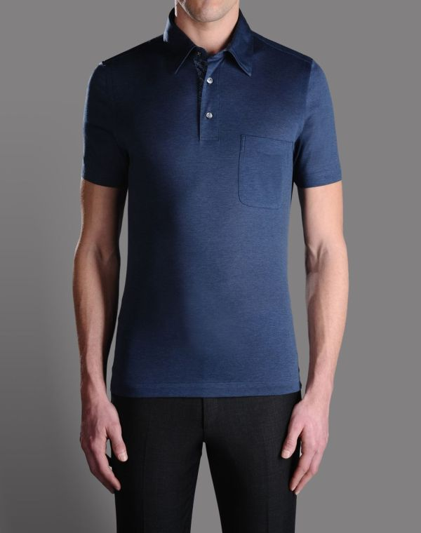 Brioni Men' T Shirts & Polos Official Online Store