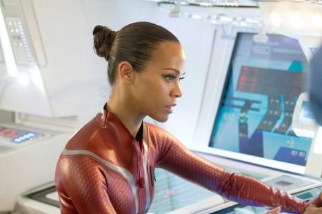 Star Trek: Into Darkness Zoe Saldana as Uhura