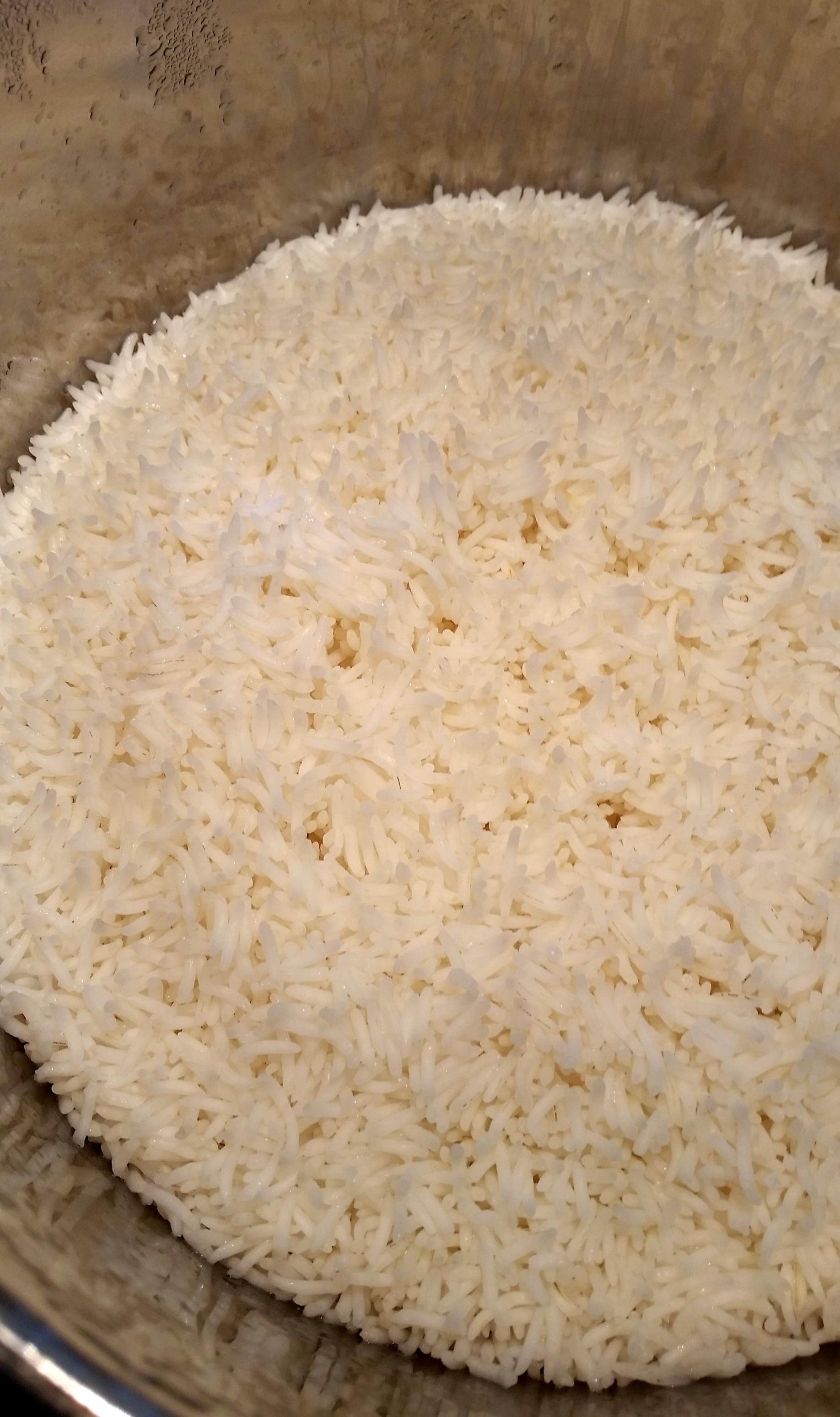 ris recept basmati