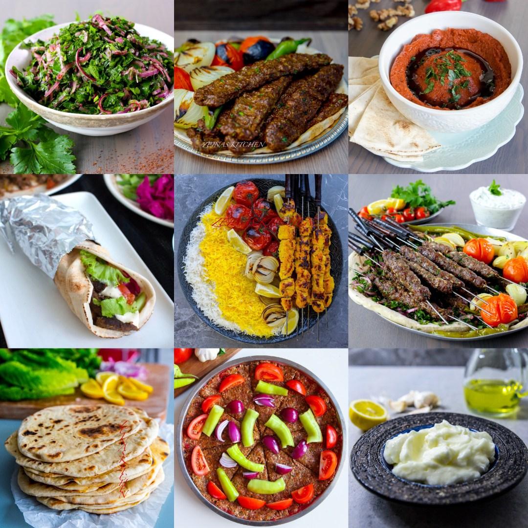 oumph kebab recept
