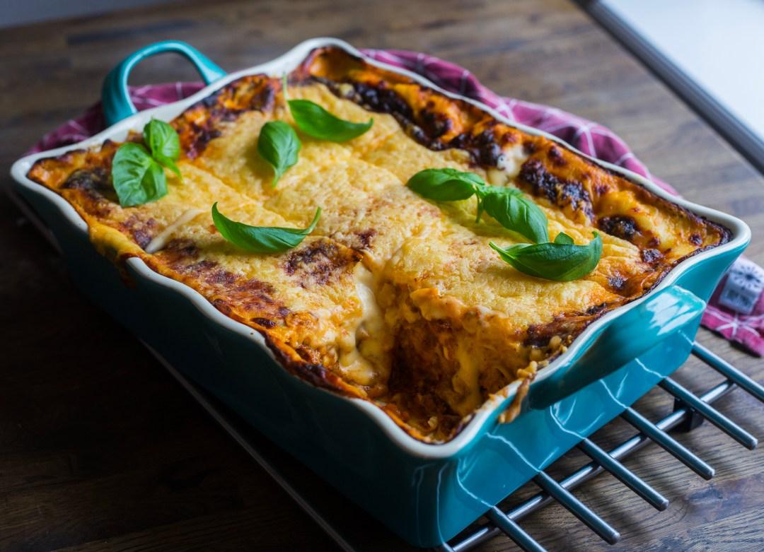 lasagne i långpanna jennys matblogg