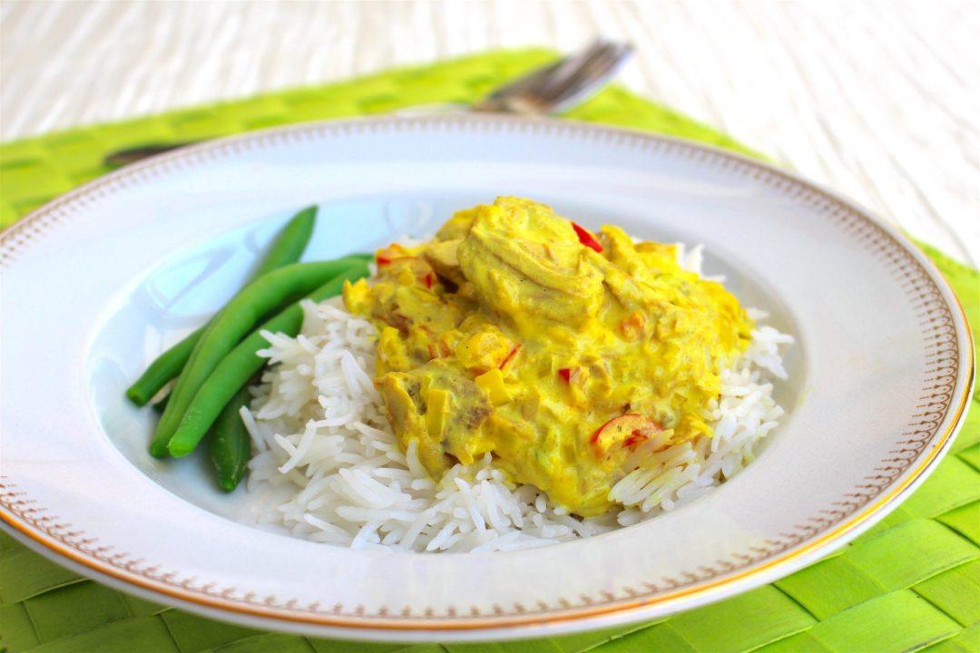 enkla rätter med ris