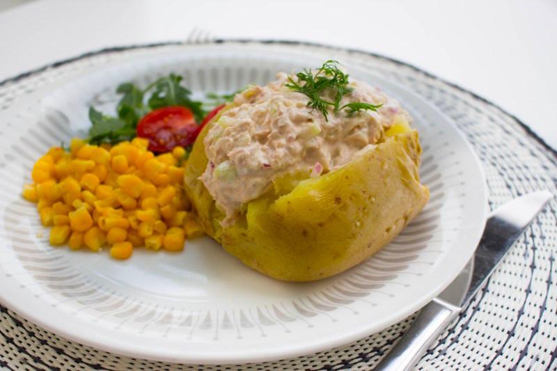 Potatisen blir godare med toppning