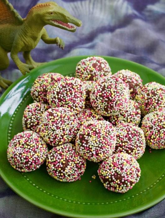 Kokosbollar