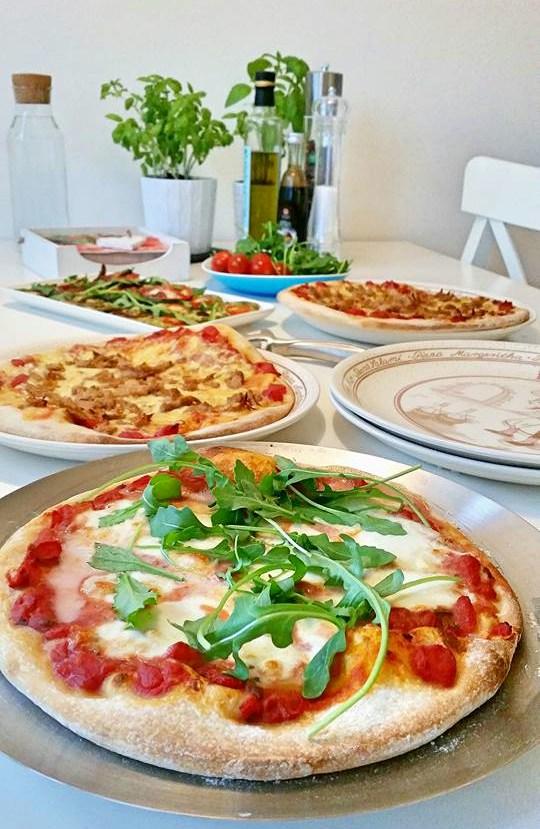 bästa pizzadegen recept