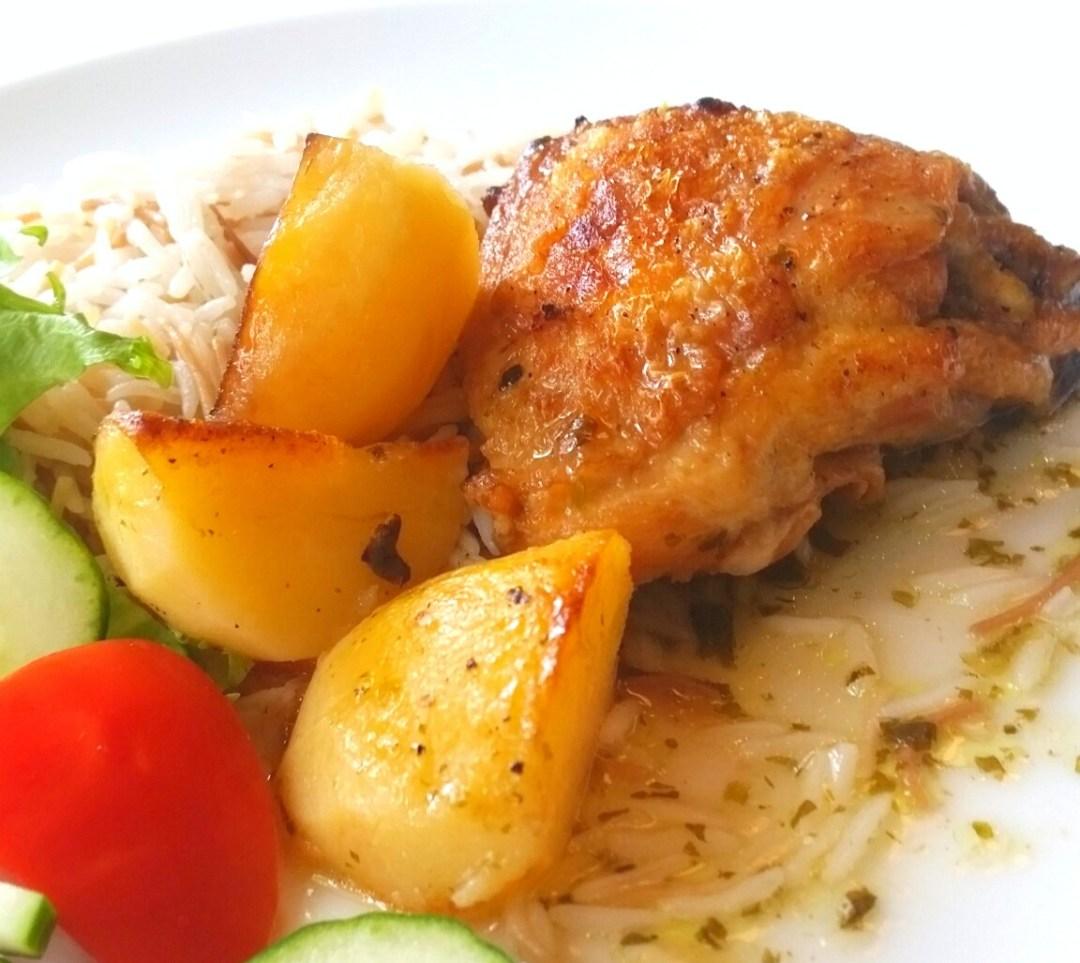 Libanesisk kyckling