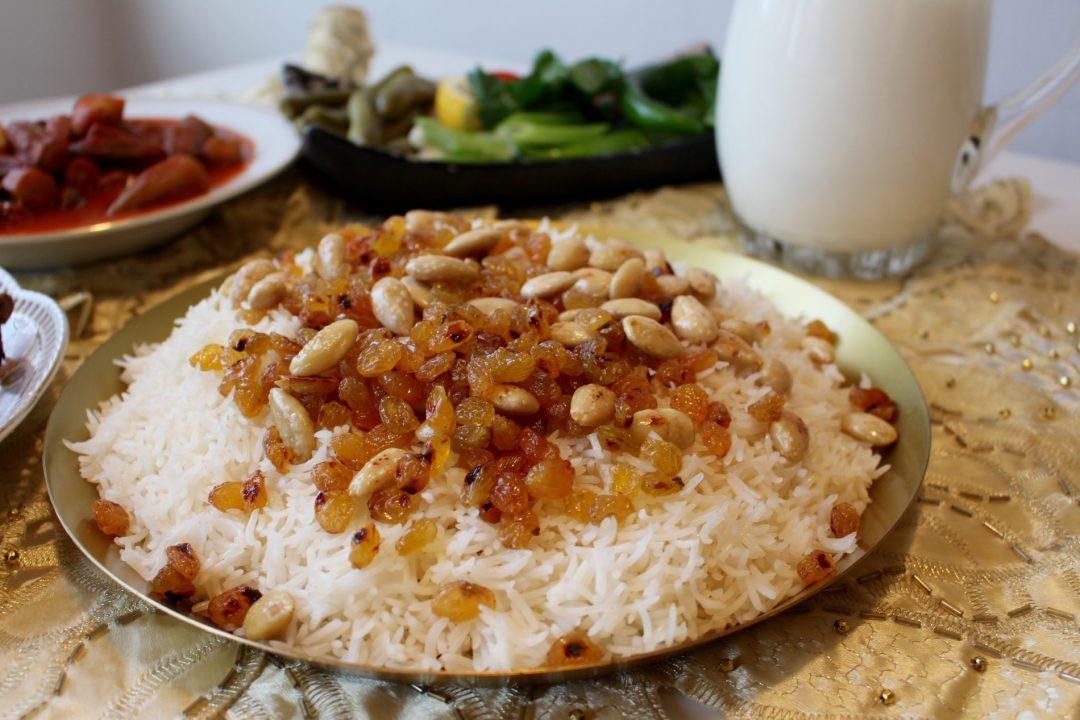 Irakiskt Ris