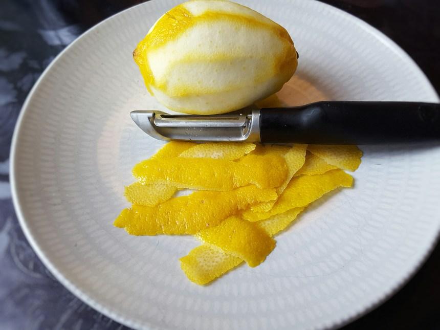 Citronsirap