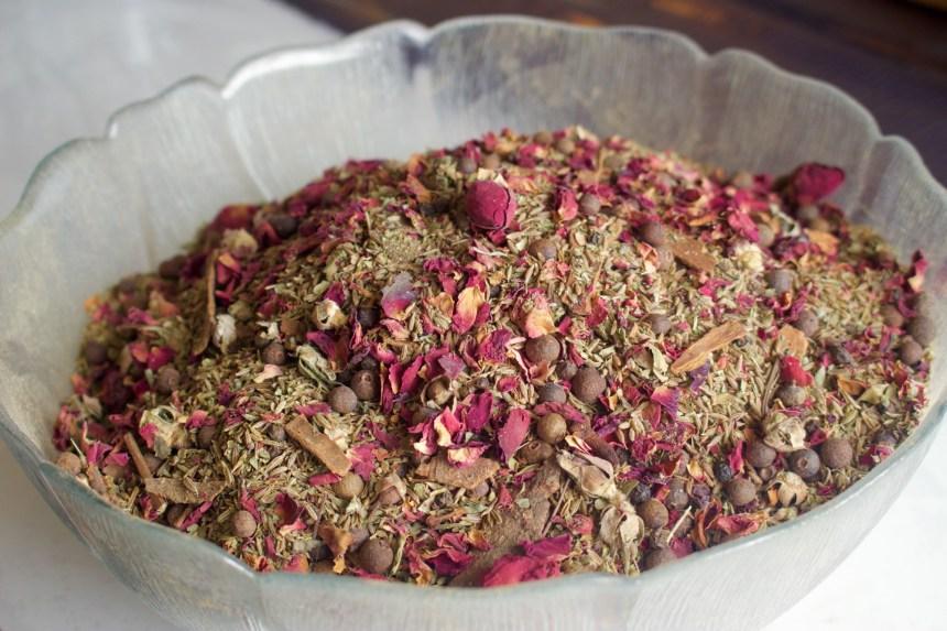 kibbeh kryddor