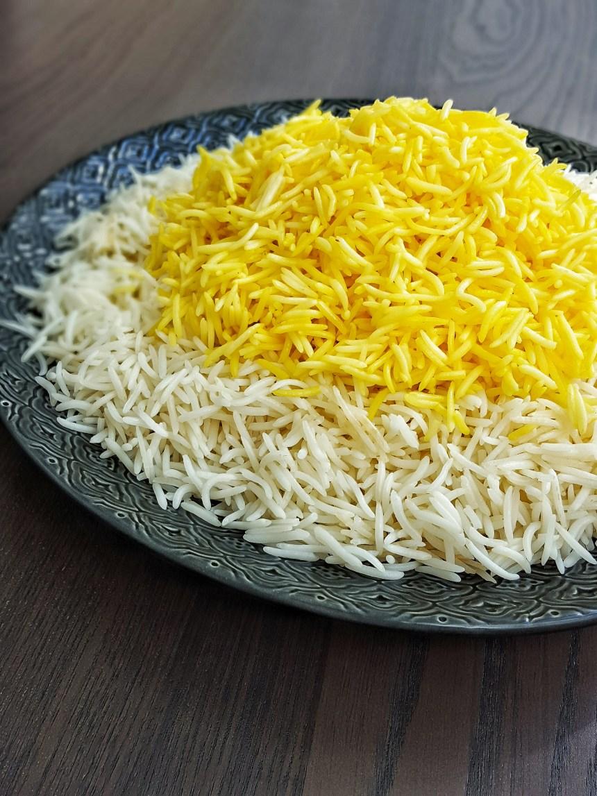 persiskt ris