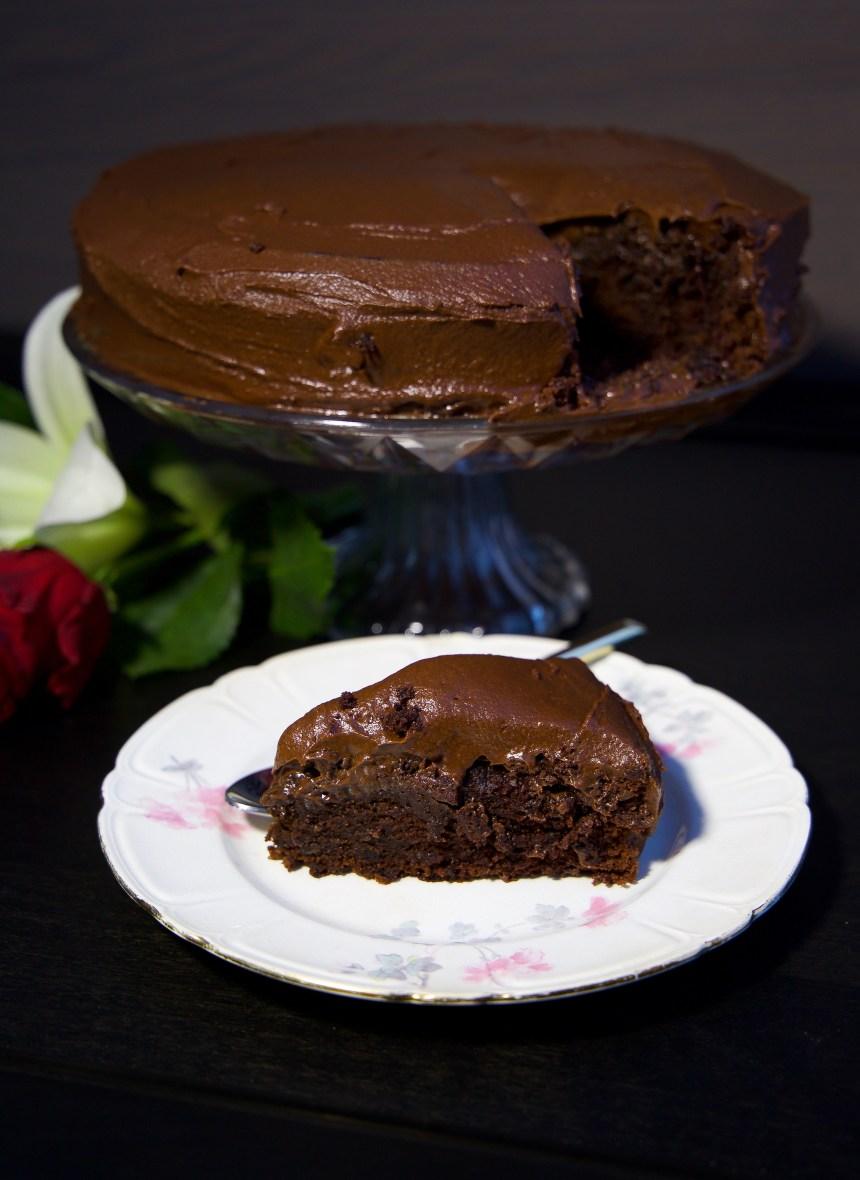 Chokladkaka 1