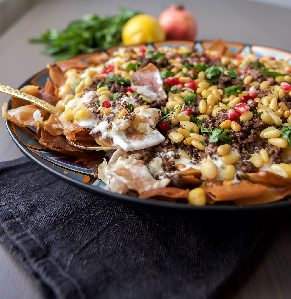 Fatteh lahme