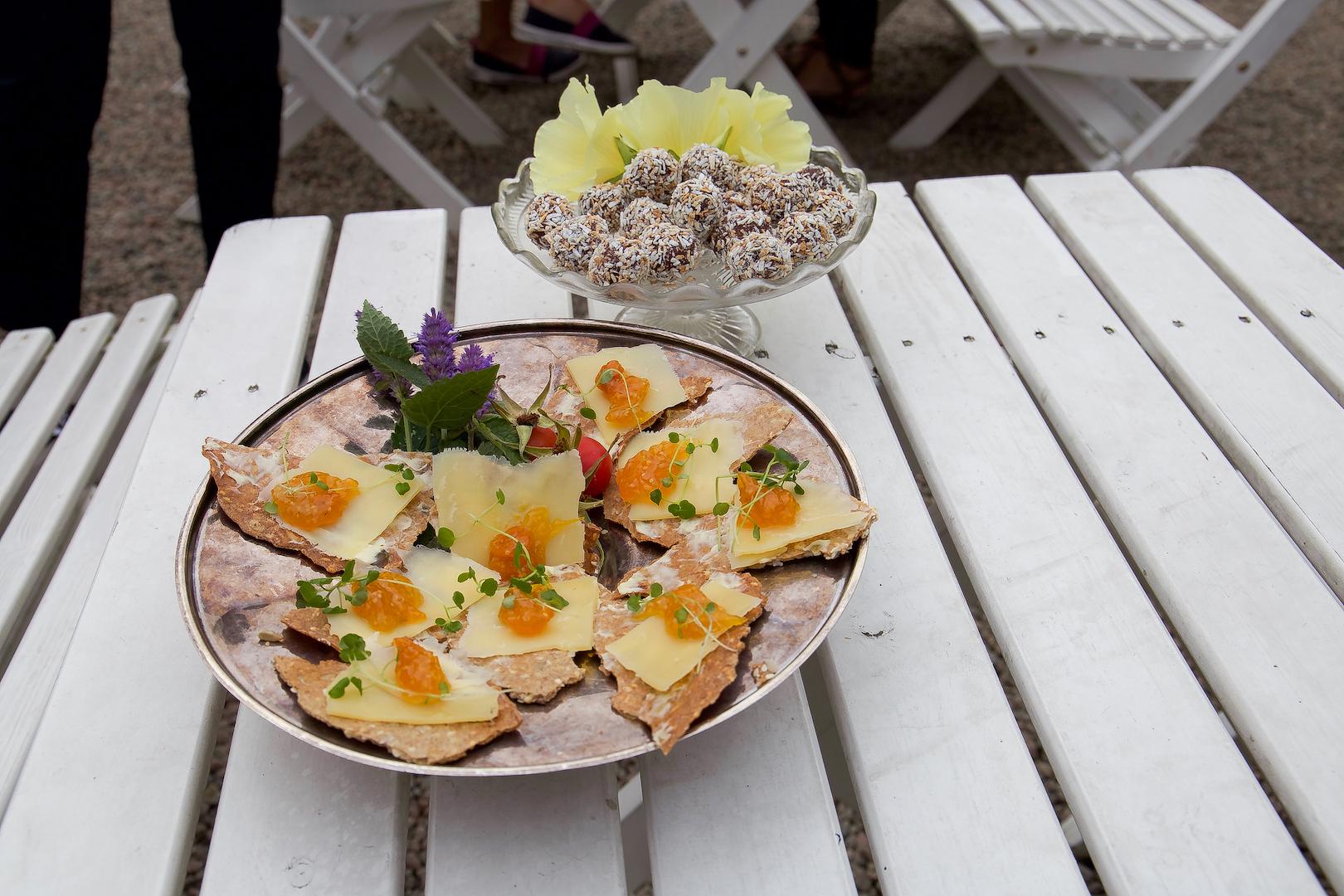 Vi besökte självklart Nygrens Café som är ett av Sveriges bästa kaféer.