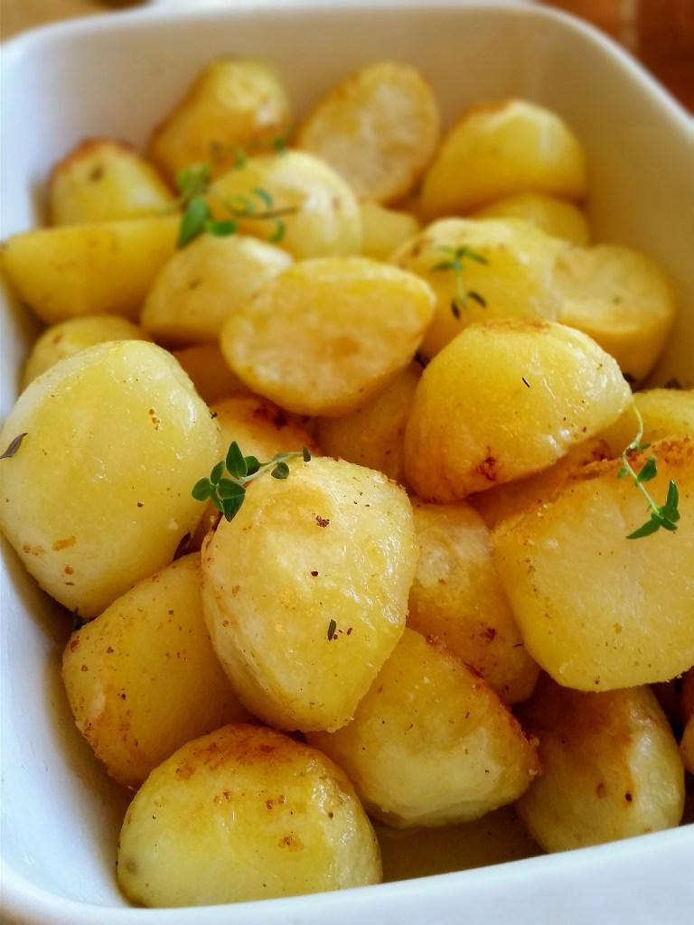 Recept med potatis