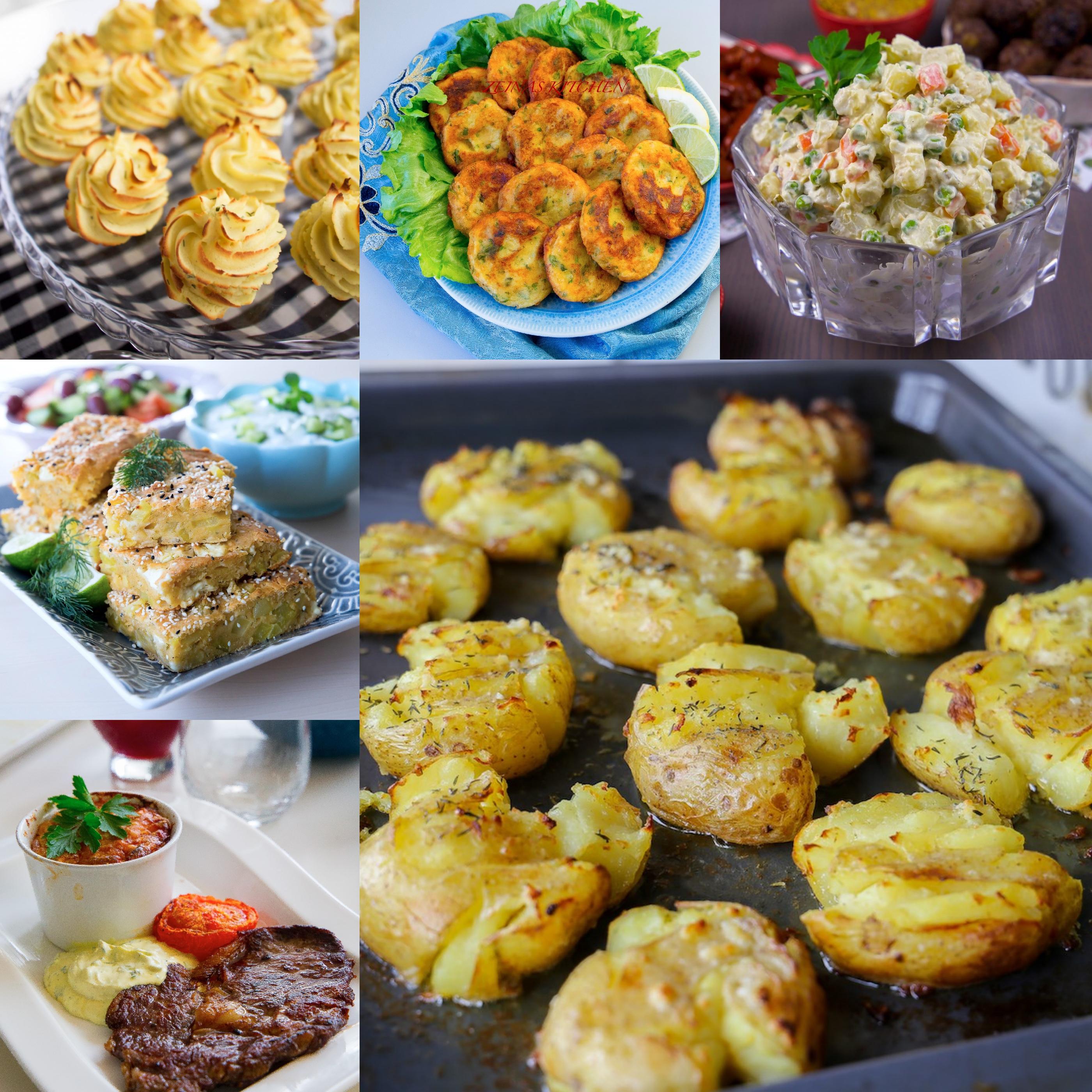 mat och potatis