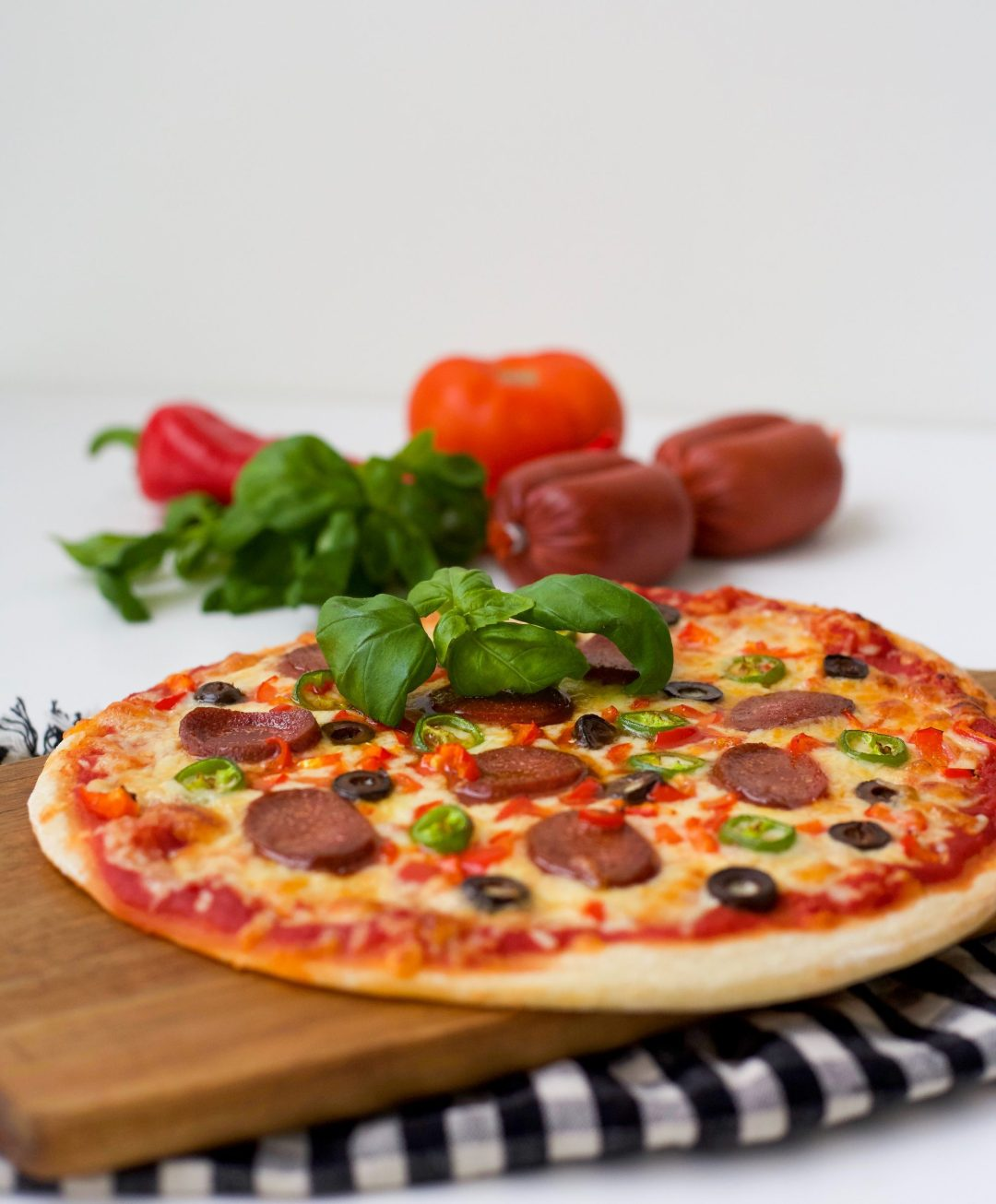 pizzadeg jäsa över natten