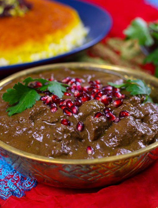 persiska mat recept