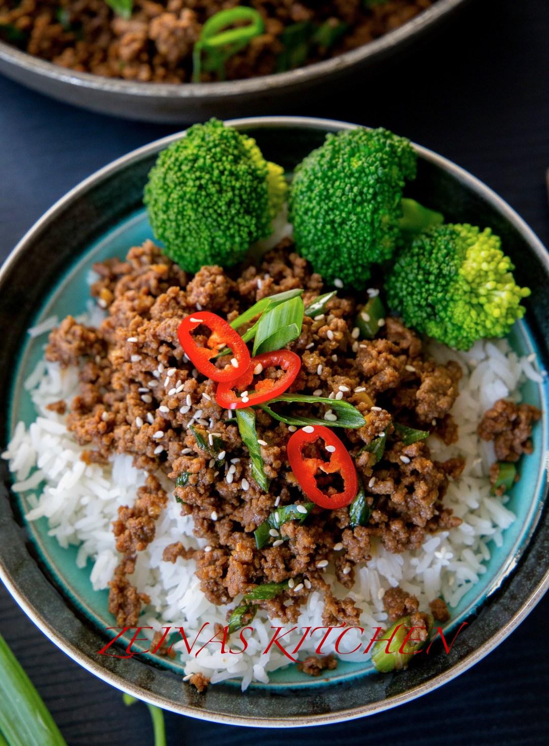 mat till ris