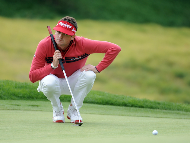 Keegan Bradley, Professional Golfer - Photo Courtesy of Getty Images