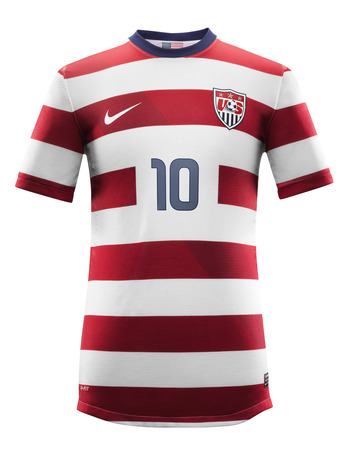 The New 2012 USA Nike Kits... now with hoops.