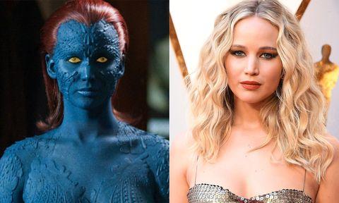 安潔莉娜裘莉公開《黑魔女2》化妝過程!盤點10位明星為戲大變身 第四個根本是重新投胎了吧 - Yahoo奇摩時尚美妝