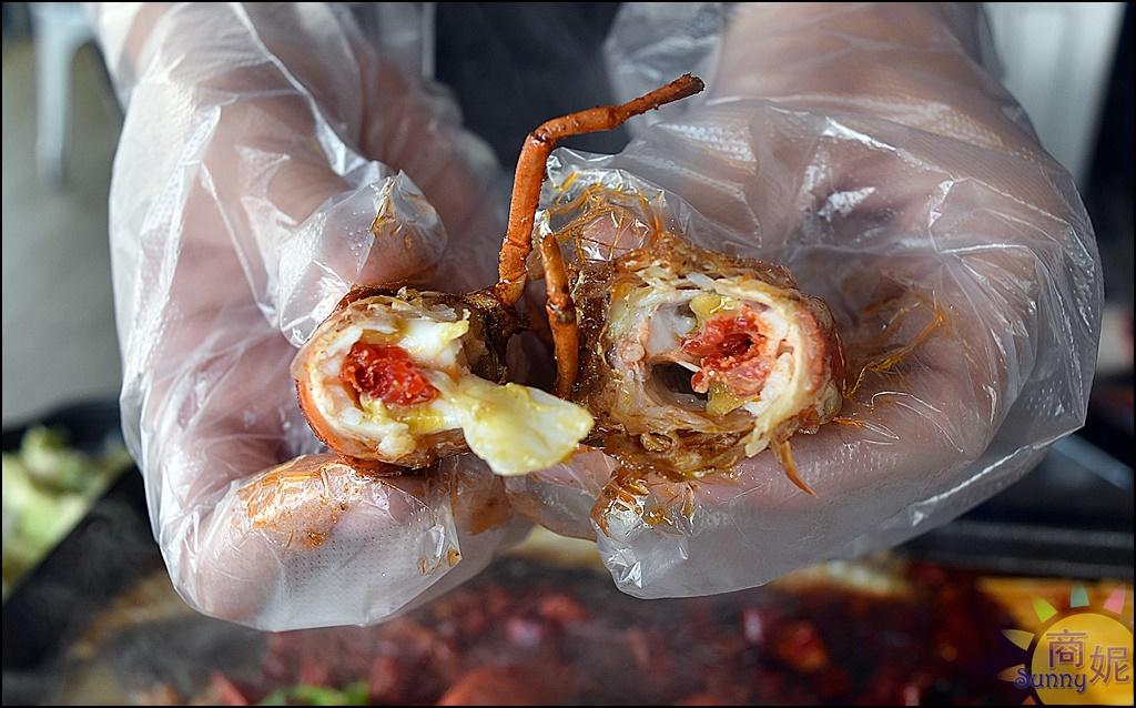 臺中最大上海烤魚正宗十三香麻辣小龍蝦烤魚一爐多吃很過癮! - Yahoo奇摩旅遊