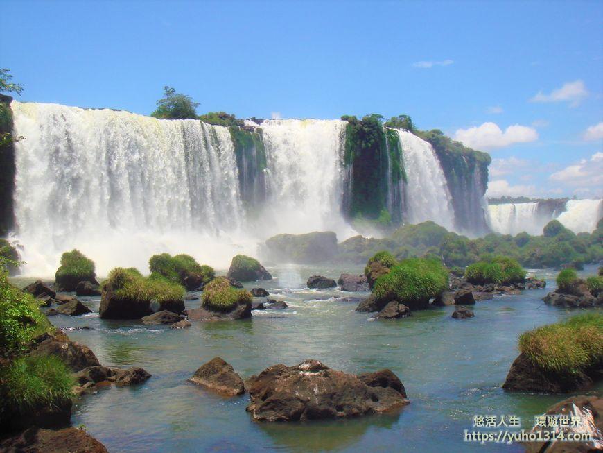 你見過這樣驚人的瀑布嗎?世界新七大自然奇觀! - Yahoo奇摩旅遊