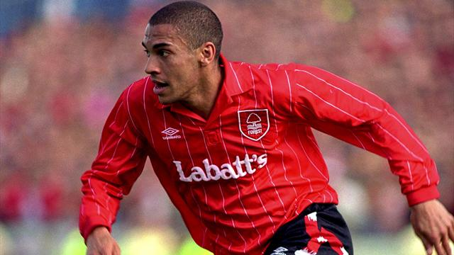 Stan Collymore Nottingham Forest 1993-94