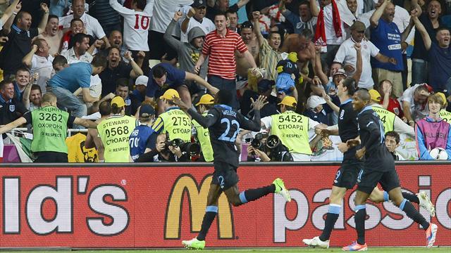Fans defy fears to enjoy Kiev - Yahoo! Eurosport UK
