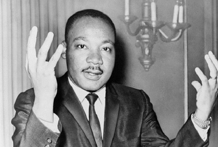Five interesting facts about Dr. Martin Luther King, Jr
