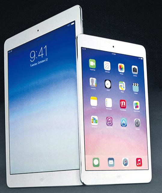[Apple 蘋果] 蘋果發表3新品 iPad Air 2全球最輕薄 @ urnews 你的熱門新聞 :: 痞客邦