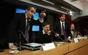El secretario de Comercio, Guillermo Moreno (DyN)