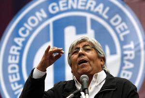 Hugo Moyano también cuestiona al Indec (DyN)