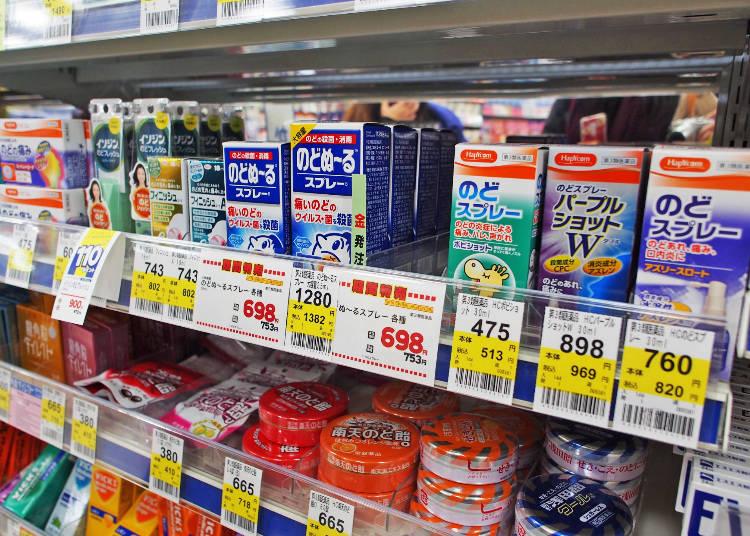 買藥不再買錯啦!日本藥品常見「日中對照表」讓你對癥下藥 - Yahoo奇摩旅遊