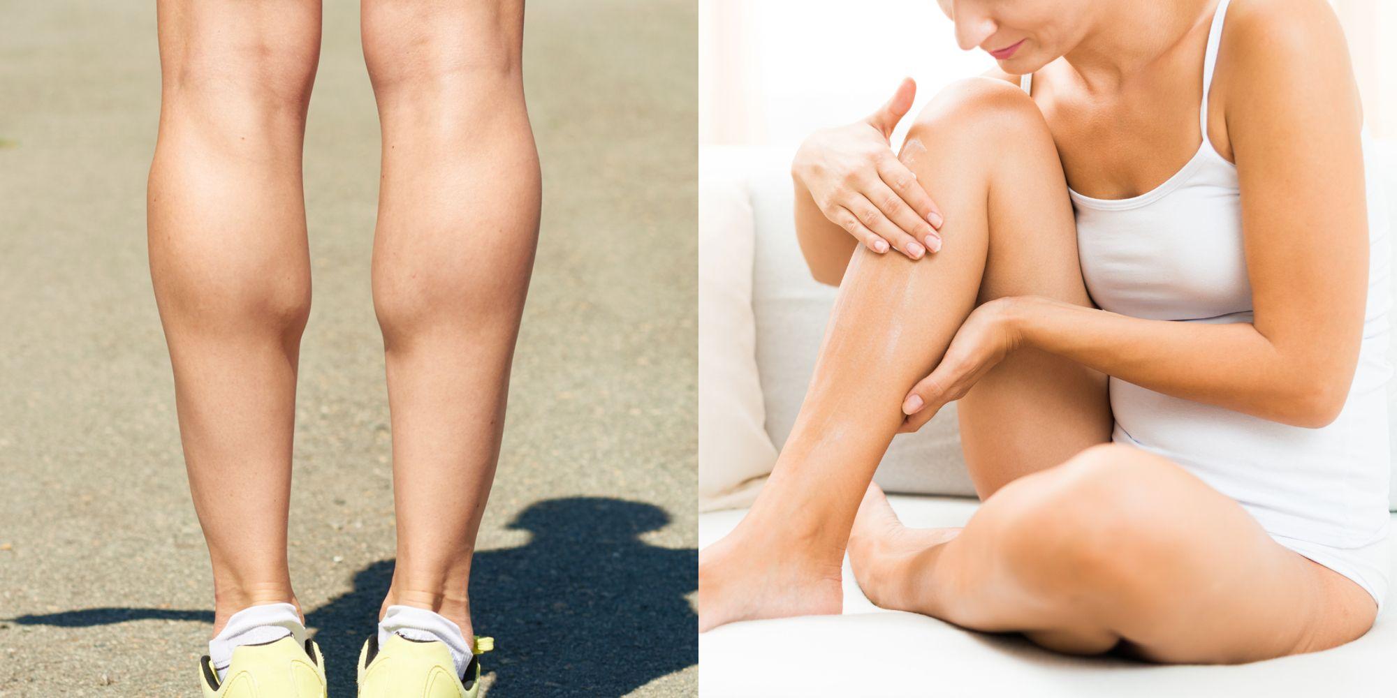 專業教練示範瘦小腿按摩8步驟!「尤其這部位,拉筋也無法放鬆肌肉..」每天十分鐘消除肥壯小腿肌 - Yahoo奇摩 ...