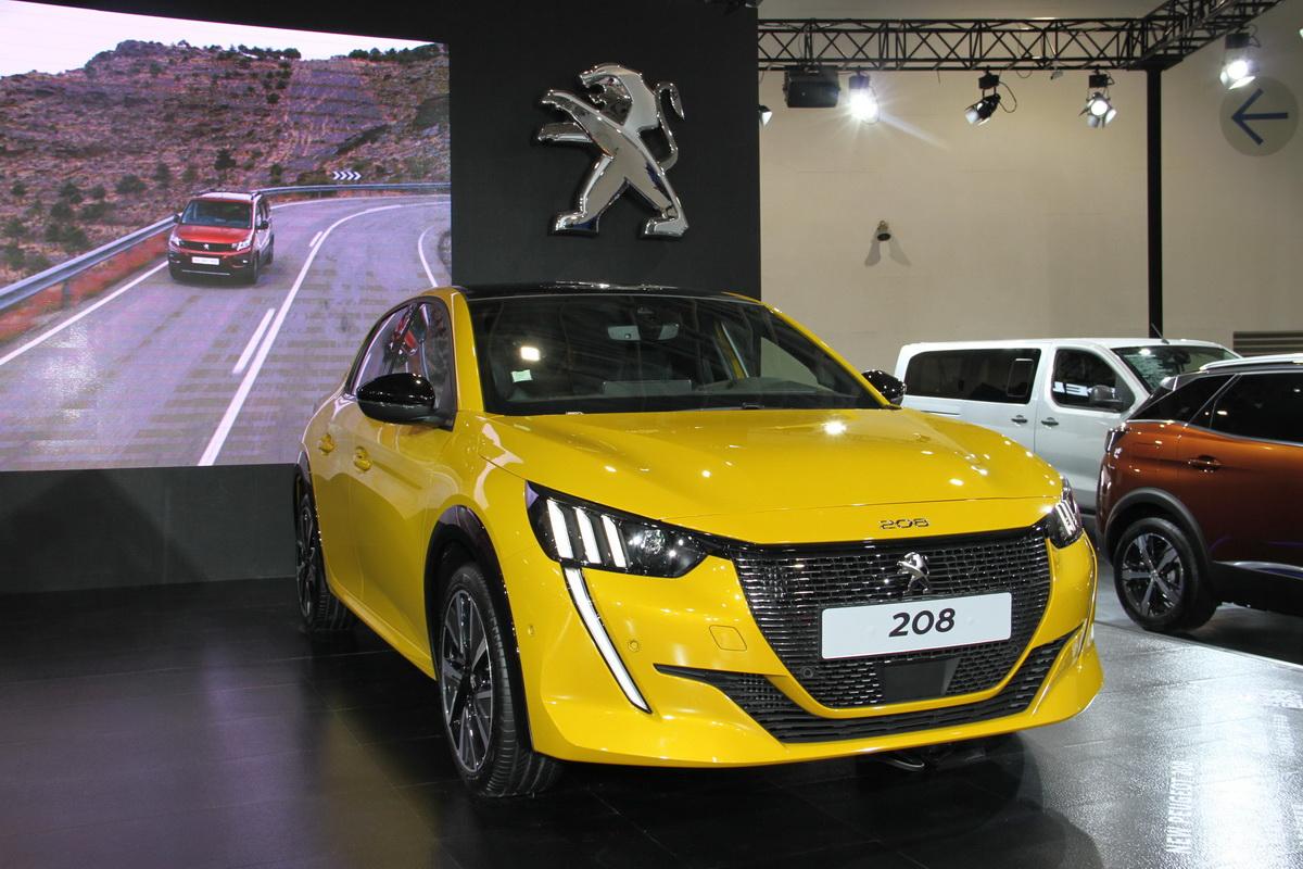 2020臺北車展:挑戰最帥小車,Peugeot第二世代208亮相 — 2020世界新車大展 請鎖定Yahoo奇摩汽車 - Yahoo奇摩