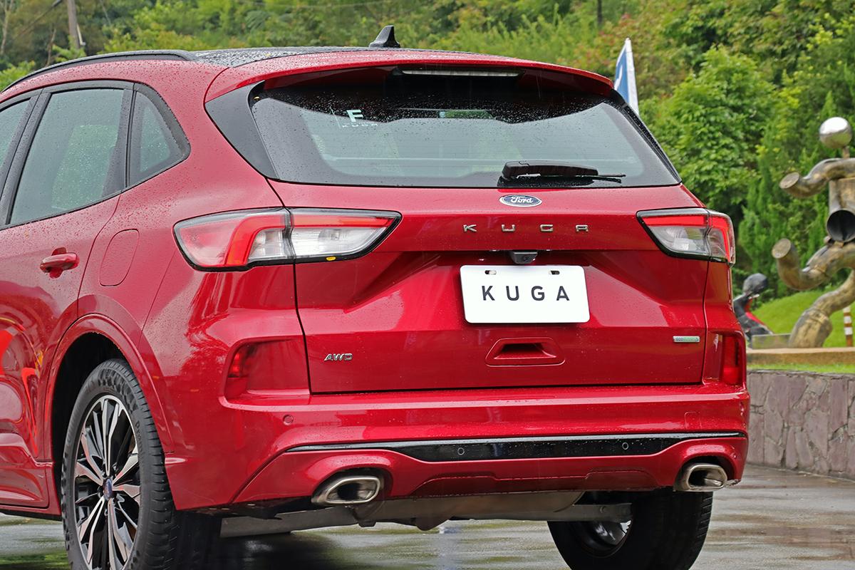 進階不凡的性能跑旅,2020 Ford Kuga EcoBoost 250 ST Line - Yahoo奇摩汽車機車