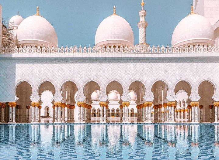 杜拜與阿布達比 阿拉伯的傳統與現代 - Yahoo奇摩旅遊