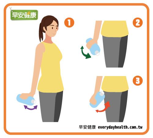 頭頸痠痛,五十肩的紓解練習:2招刺激穴道,暢通經脈 - Yahoo奇摩新聞