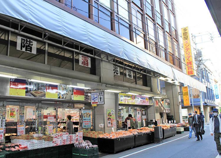 【東京上野】旅遊購物就到最強綜合折扣商場!上野御徒町的「多慶屋」 - Yahoo奇摩旅遊