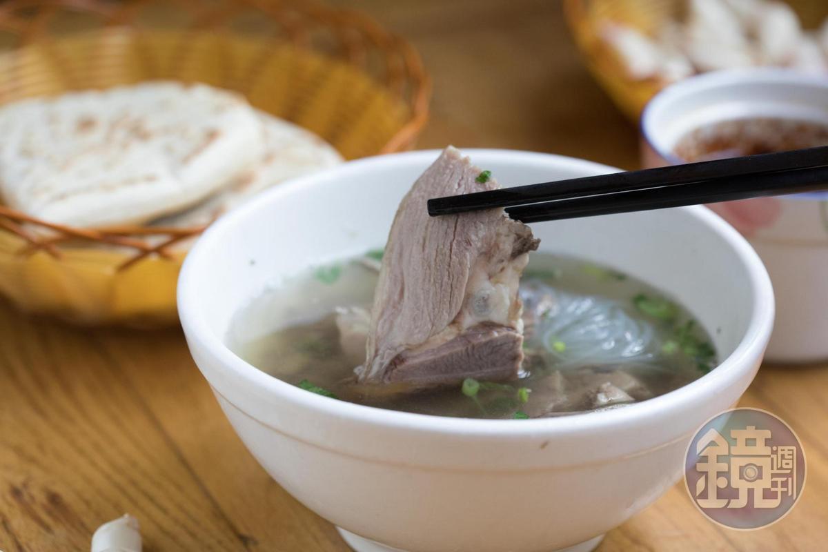 一個空碗一塊饃 最適合聊八卦的陝西小吃 - Yahoo奇摩新聞